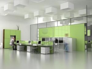 Электроснабжение офиса