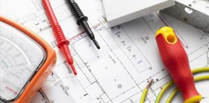 Прокладка электропроводки в доме (проект-визуализация)